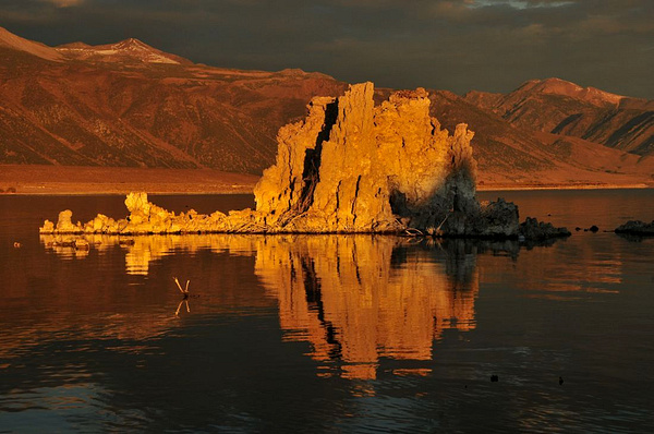 Mono Lake, Bodie Ghost Town and Autumn Colors - Si by DaveWyman