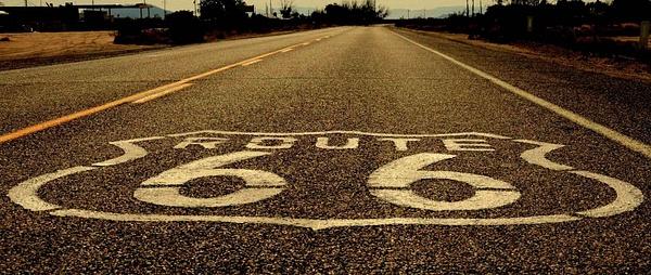 Route 66 - 2015 by DaveWyman by DaveWyman