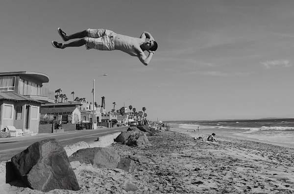 Napping - Oceanside, California
