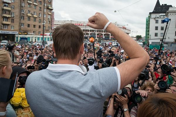 2013_07_Москва встречает своего героя by Anatoly Strunin