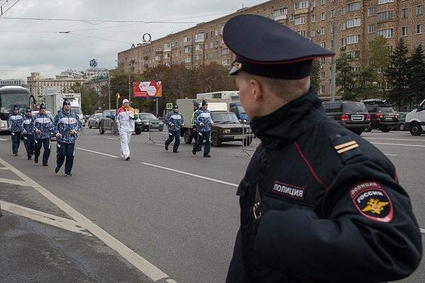 2013_10_Москва олимпийская by Anatoly Strunin