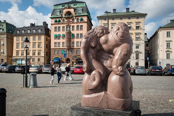 2013_09_Стокгольм. Разгадка ленинской кепки by Anatoly Strunin
