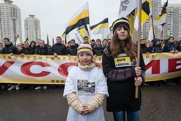 2013_11_Русский марш_Эхо by Anatoly Strunin