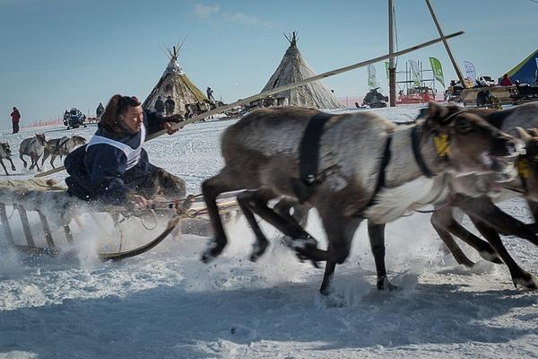 2014_04_Эхо_Салехардские зимние игры by Anatoly Strunin