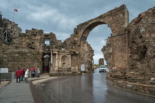 2140_04_Все дороги ведут в Рим. даже в Турции!.. by Anatoly Strunin