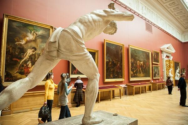 2015_01_Эхо_Питерские экскурсии. Русский музей by Anatoly Strunin