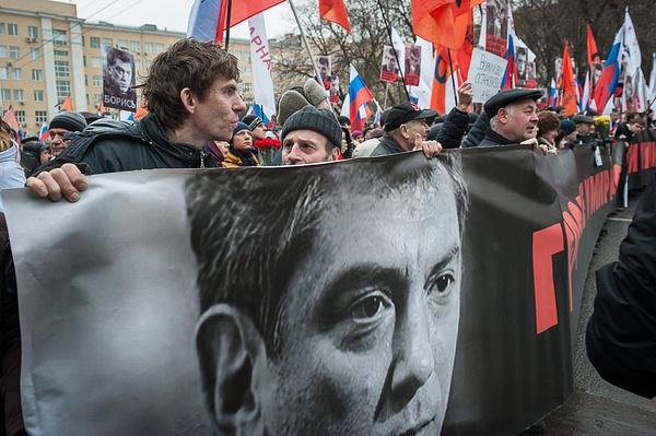 2015_03_Марш памяти by Anatoly Strunin