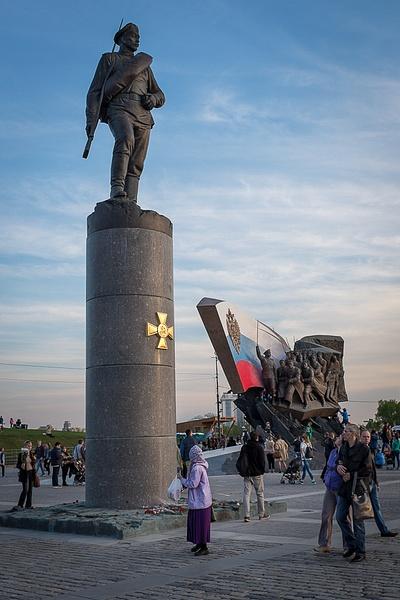 2015_05_Вчера на Поклонной by Anatoly Strunin