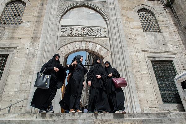Бомбой по Стамбулу?.. by Anatoly Strunin