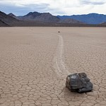 Racetrack, Death Valley, USA