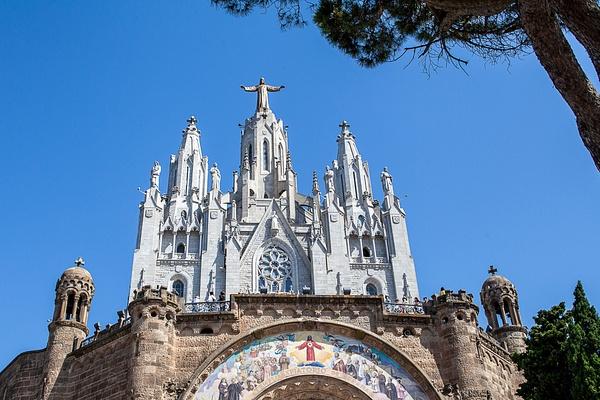 Barcelona 2014, Spain by Eugene Osminkin