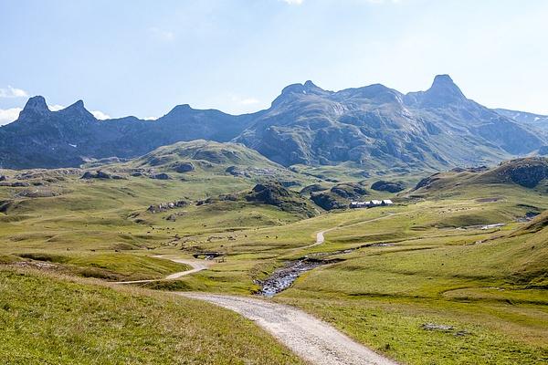 Pyrenees, France by Eugene Osminkin
