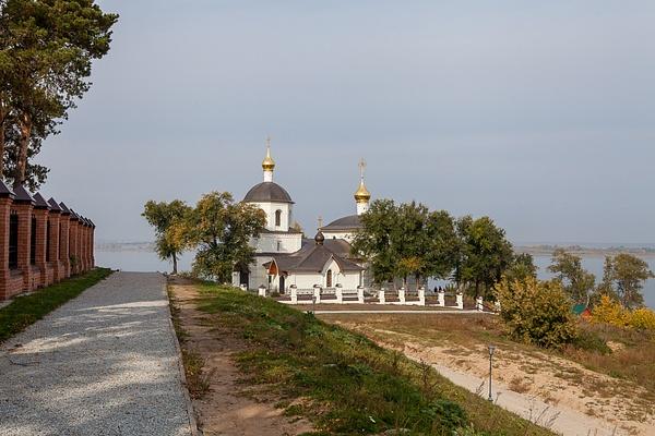 Sviyazhsk, Russia by Eugene Osminkin