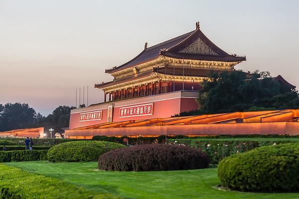 Beijing, China, 2014 by Eugene Osminkin