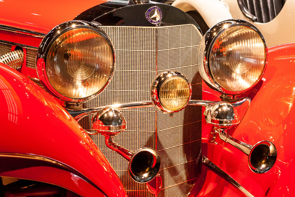 Mercedes-Benz Museum, Stuttgart, Germany by Eugene Osminkin