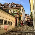 Lubljana, Slovenia, 2015