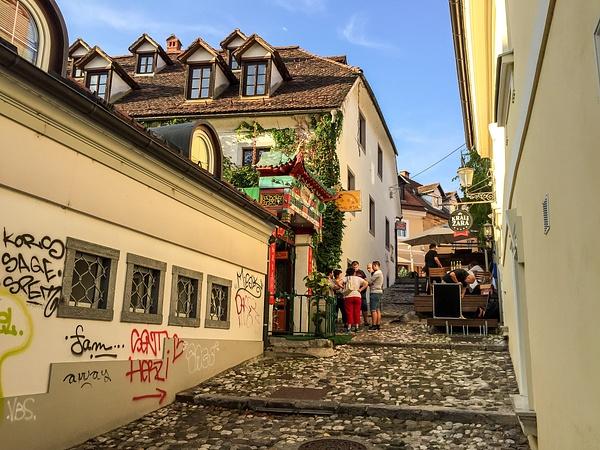 Lubljana, Slovenia, 2015 by Eugene Osminkin