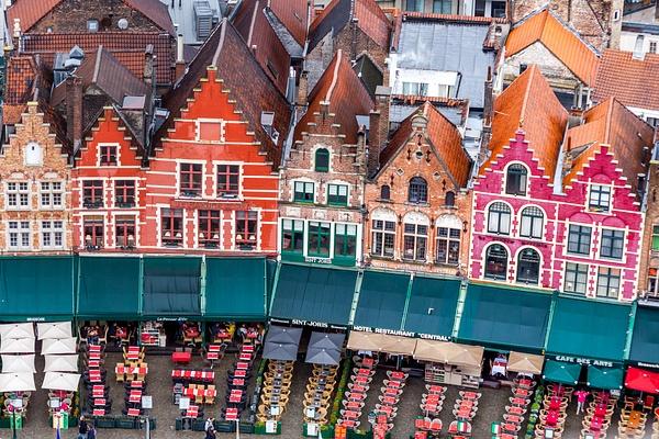 Brugge, Belgium by Eugene Osminkin