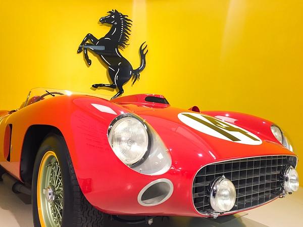 Ferrari Museum, Maranello, Italy by Eugene Osminkin