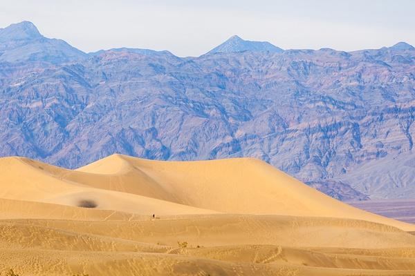 Death Valley, USA, 2016 by Eugene Osminkin