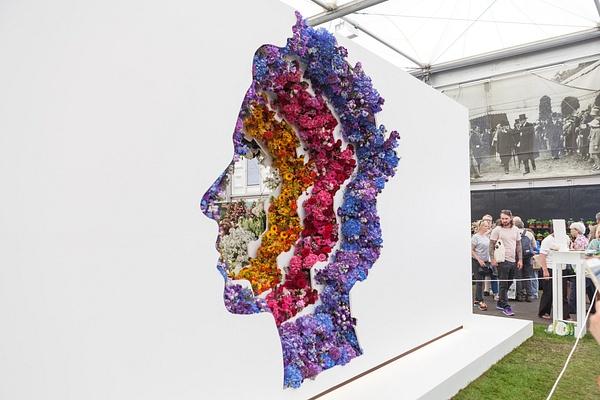 Chelsea Flower Show, UK by Eugene Osminkin
