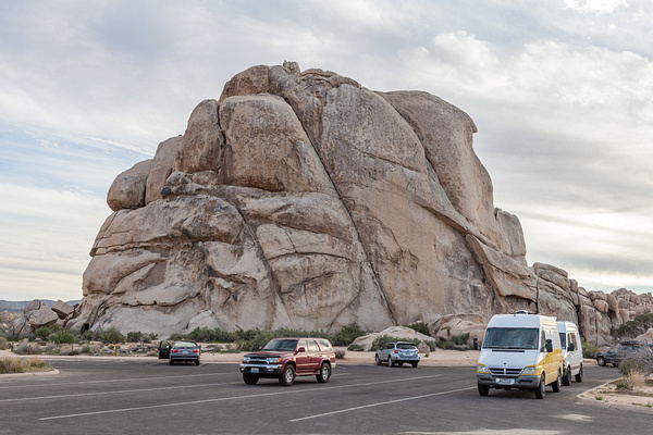 Joshua Tree Park, USA by Eugene Osminkin