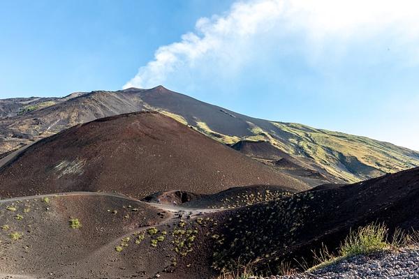 Etna, Sicily, Italy by Eugene Osminkin
