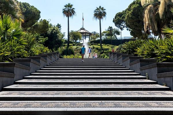 Catania, Sicily, Italy by Eugene Osminkin