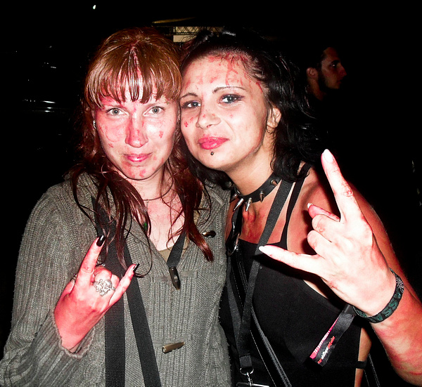 Brutal Assault 2011 by tander