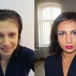 Before/After MakeUp