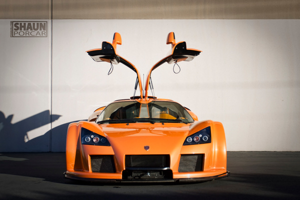 Gumpert Apollo by eshaun