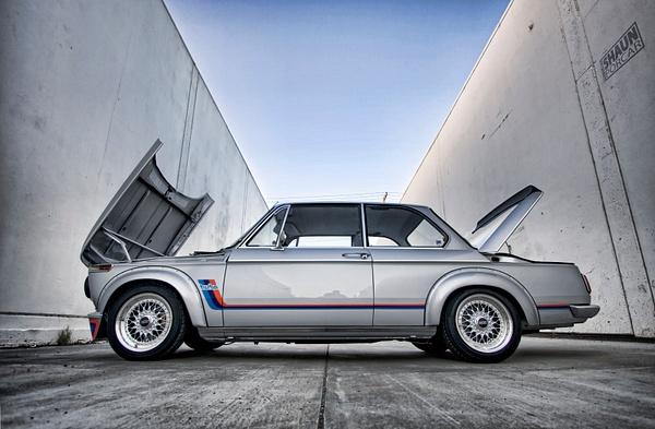 1974 BMW 2002 Turbo by eshaun