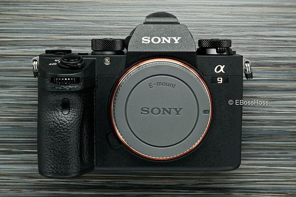 Sony A9 - ILCE-9 by EBossHoss