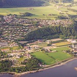 2013-06-19 Flight to Trondheim
