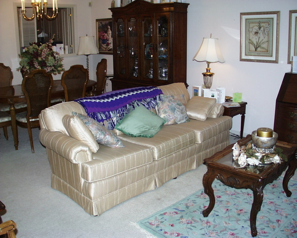Living Room Sofa by jimsimp3