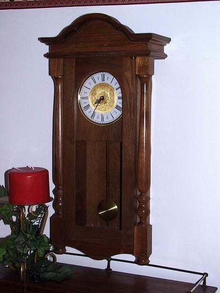 Wall Clock by jimsimp3