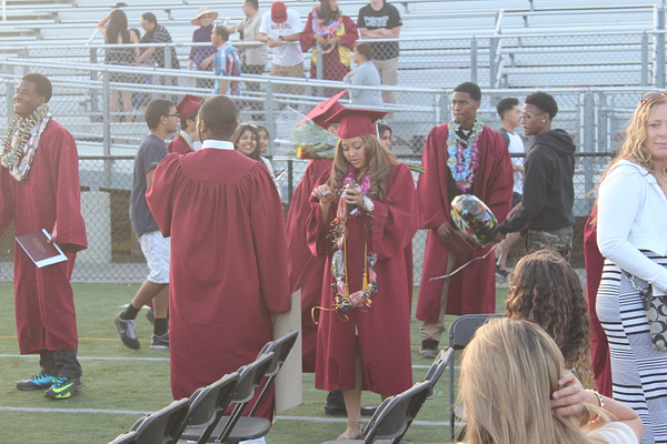 Tatiana Graduation 2014 by ShawnD
