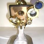 1909 spencer microscope