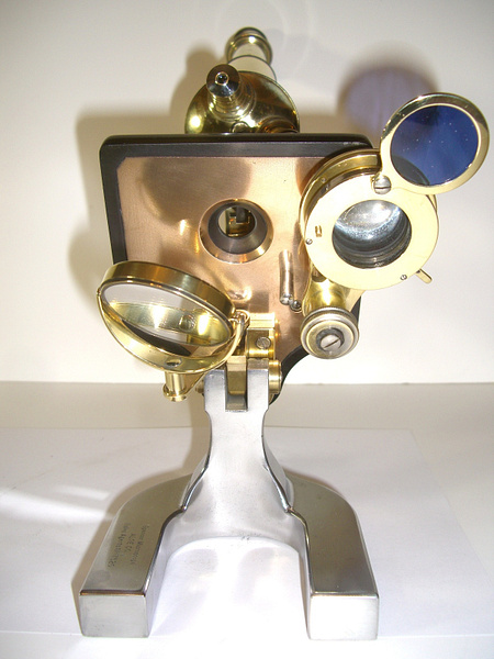 1909 spencer microscope by camellot