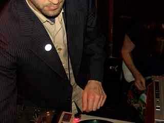 DJing at Little Temple LA