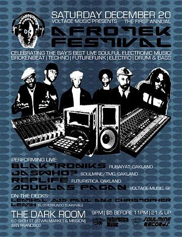 DJ Tomas Club Nights by ForwardEver