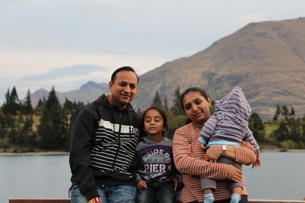 New Zealand Paresh by DeeptiSharma