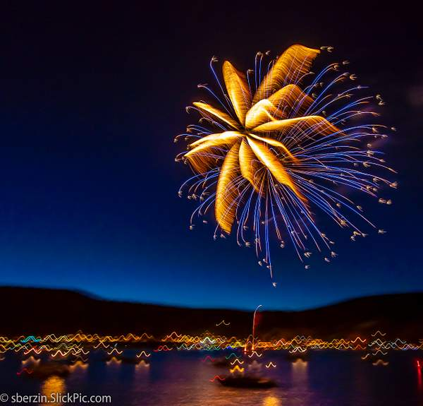 LakeTahoe Fireworks