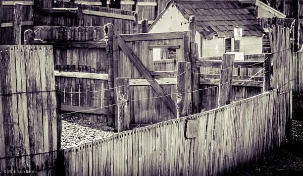 Old Farmyard 222