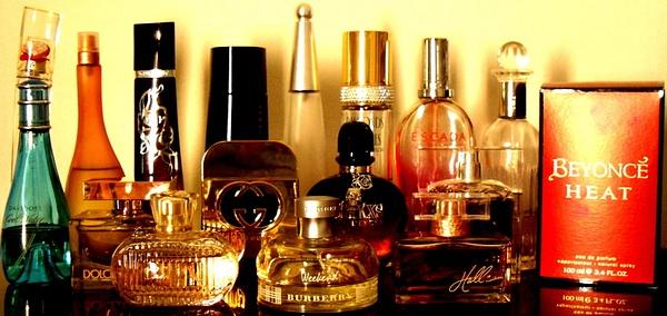Fragrances by TabassumMahjabeen