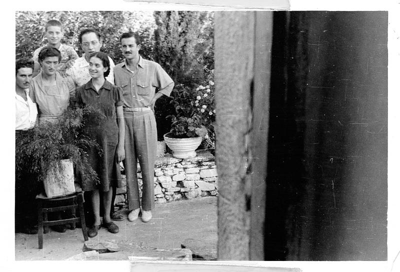 Nikko visits Tseria in 1952