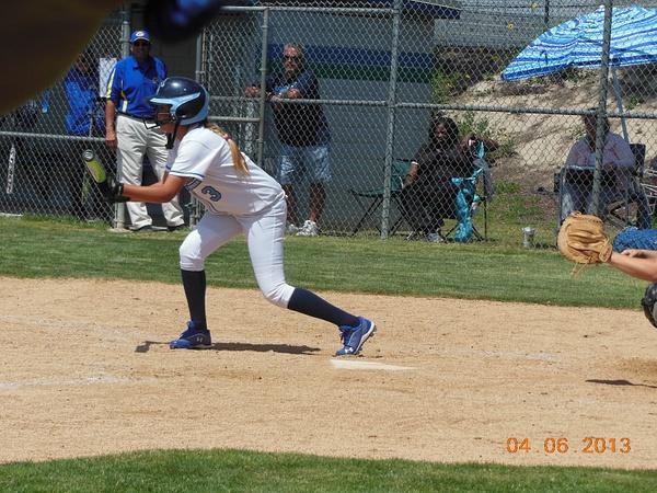 Otay Ranch Softball vs. Grossmont 4/6/13 by MarissaWatson