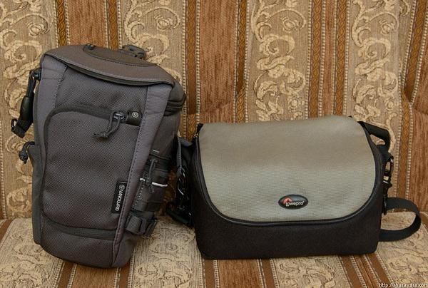 Bag-02 by Vitaliy Sharavara