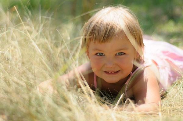 Children by Vitaliy Sharavara