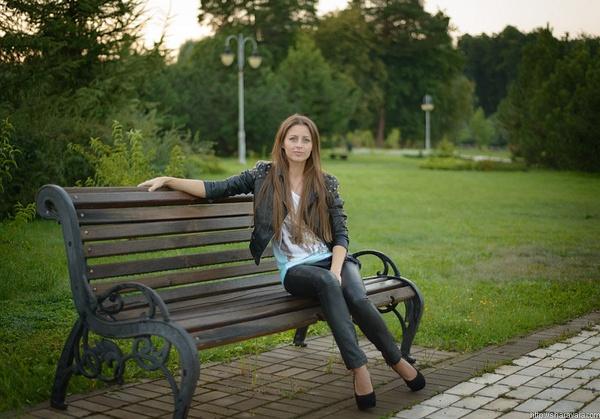 Natasha-1 by Vitaliy Sharavara